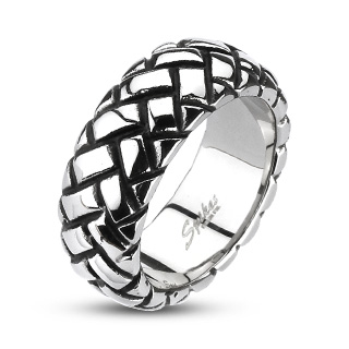 Multi Weaved Ring