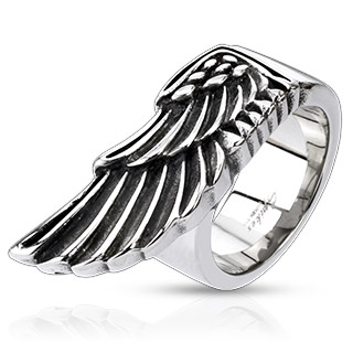 Egyptian Wing Ring