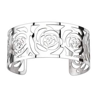 Multi Roses Pattern Bangle