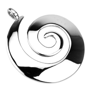 Spiral Swirl Shield